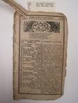 The Farmer's Almanac, Boston, 1810, E. G. House
