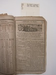 The Farmer's Almanac, Boston, 1814, E. G. House