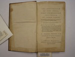 book, Boston, 1784, Powars & Willie