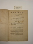 pamphlet, Boston, 1761, John Draper