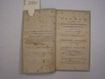 pamphlet, Boston, 1794, Adams and Larkin