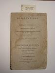 pamphlet, Philadelphia, PA, 1797, John Bioren