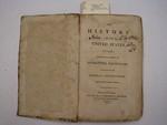 book, Philadelphia, PA, 1797, Snowden & McCorkle