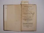 book, Boston, 1798, Manning & Loring