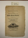 pamphlet, Boston, 1800, Ornamental Printing Office