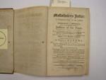 book, Boston, 1795, Isiah Thomas and Ebenezer T. Andrews