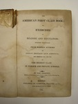 book, Boston, 1825, Richardson & Lord