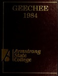Geechee 1984 by Armstrong State College