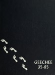 Geechee 1986 by Armstrong State College