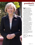 President's Report by Marketing & Communications Department, Armstrong State University