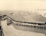 Central Railroad & Ocean Steamship Wharves