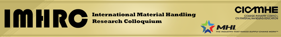 International Material Handling Research Colloquium