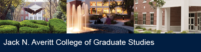 Graduate Studies, Jack N. Averitt College of - Publications