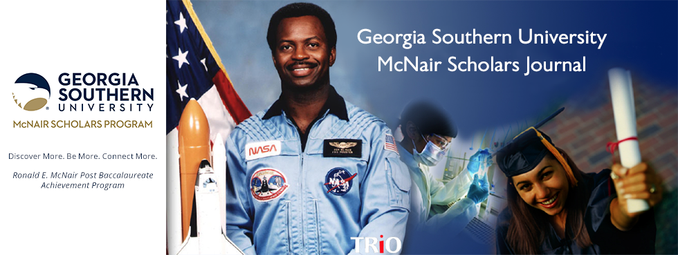 Georgia Southern University McNair Scholars Journal
