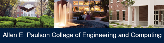 Image result for Allen E. Paulson College of Engineering and Computing