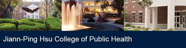 Public Health, Jiann-Ping Hsu College of - Syllabi