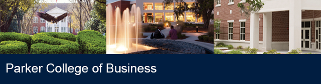 Business, Parker College of
