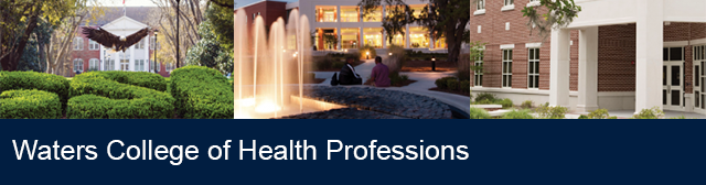 Health Professions, Waters College of
