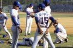 Georgia Southern University Baseball Slide #6 by Frank Fortune