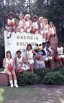 Georgia Southern University Basketball Slide #1 by Frank Fortune