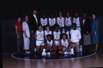 Georgia Southern University Basketball Slide #2 by Frank Fortune