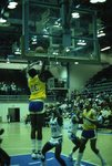 Georgia Southern University Basketball Slide #4 by Frank Fortune