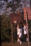 Georgia Southern University Basketball Slide #7 by Frank Fortune