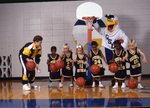 Georgia Southern University Basketball Slide #10 by Frank Fortune