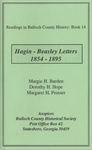 Hagin - Beasley Letters 1854 -1895