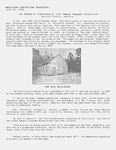 A Short History of New Hope Church