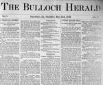 Bulloch Herald [1899 - 1901]