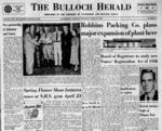 Bulloch Herald [1958 - 1960]