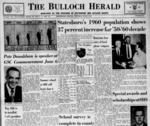 Bulloch Herald [1960 - 1961]