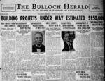 Bulloch Herald [1937 - 1940]