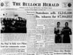 Bulloch Herald [1955 - 1958]
