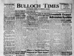 Bulloch Times (Statesboro News - Statesboro Eagle) [1949 - 1951]