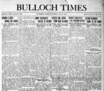 Bulloch Times [1916 -1918]