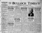 Bulloch Times (Statesboro News - Statesboro Eagle) [1941 -