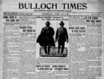 Bulloch Times (Statesboro News - Statesboro Eagle) [1924 - 1927]