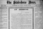 Statesboro News [1904-1905]