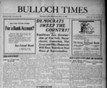 Bulloch Times [1910-1913]