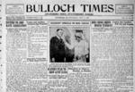 Bulloch Times (Statesboro News - Statesboro Eagle [1929-1932]