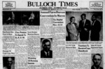 Bulloch Times (Statesboro News - Statesboro Eagle) [1957-1960]