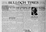 Bulloch Times (Statesboro News - Statesboro Eagle) [1932-1935]