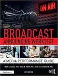 Broadcast Announcing Worktext by Mary E. Beadle, Reed Smith, and Alan R. Stephenson