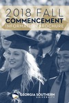 2018 Fall Commencement by Georgia Southern University