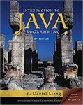 Introduction to Java Programming: AP Edition by Y. Daniel Liang