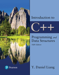 Introduction to C++ Programming and Data Structures by Y. Daniel Liang