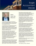 Eagle Accountant by Parker College of Business