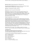 Philosophy Club Papers, 1996-2017 by University Libraries, Lane Library